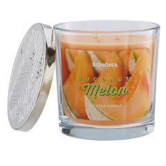 SONOMA Goods for Life™ Coconut Melon 14-oz. Candle Jar