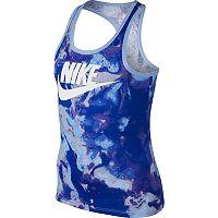Girls 7-16 Nike Amoeba Tank Top