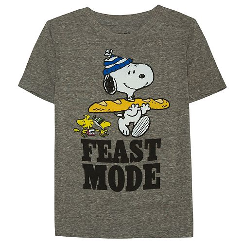 Boys 4-7x Jumping Beans® Thanksgiving Peanuts Snoopy & Woodstock