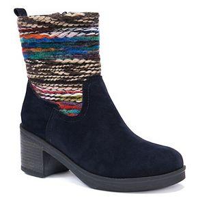 MUK LUKS Brittani Women's Water-Resistant Boots