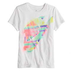 Girls 7-16 Nike Painted Futura Logo Graphic Tee