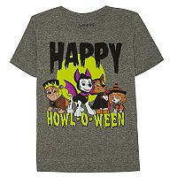 Boys 4-7x Jumping Beans® Paw Patrol Rubble, Chase & Marshall Halloween Graphic Tee