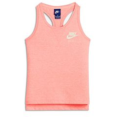 Girls 7-16 Nike Vintage Racerback Tank Top