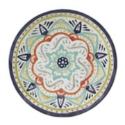 Food Network? Medallion Melamine Dinner Plate