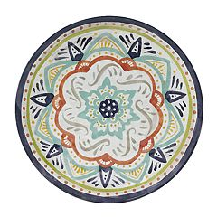Food Network™ Medallion Melamine Dinner Plate