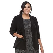 Plus Size Apt. 9® Shawl Collar Blazer