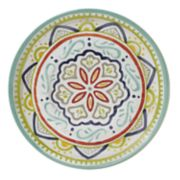 Food Network? Medallion Melamine Salad Plate