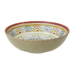 Food Network™ Medallion Melamine Cereal Bowl