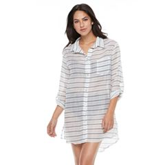 Women's Apt. 9® Shirt Cover-Up