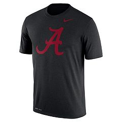 Men's Nike Alabama Crimson Tide Logo Legend Tee