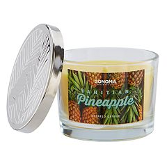 SONOMA Goods for Life™ Tahitian Pineapple 5-oz. Candle Jar