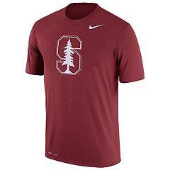 Men's Nike Stanford Cardinal Logo Legend Tee