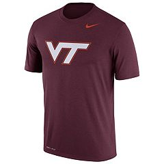 Men's Nike Virginia Tech Hokies Logo Legend Tee