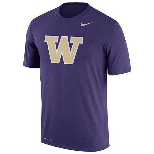 Men's Nike Washington Huskies Logo Legend Tee
