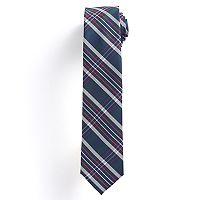 Boys 4-20 Chaps Tartan Plaid Tie