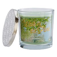 SONOMA Goods for Life™ Walk In The Park 14-oz. Candle Jar