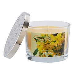 SONOMA Goods for Life™ Blooming Honeysuckle 5-oz. Candle Jar