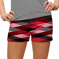 Women's Loudmouth Red Printed Golf Short