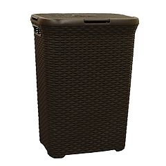 LaMont Home Curver 60-Liter Retractable Clothes Hamper