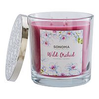 SONOMA Goods for Life™ Wild Orchid 14-oz. Candle Jar
