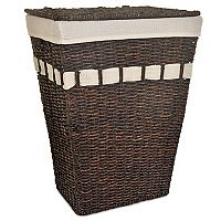 LaMont Home Mila Retractable Clothes Hamper