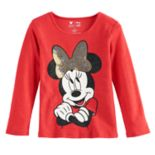 Toddler Girls Disney Minnie Mouse Graphic Tee by Jumping Beans®