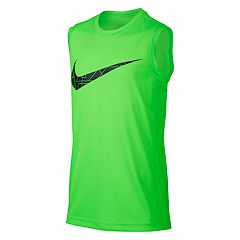 Boys 8-20 Nike Dri-FIT Legacy Muscle Graphic Tee