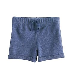 Baby Boys Jumping Beans® Slub Shorts
