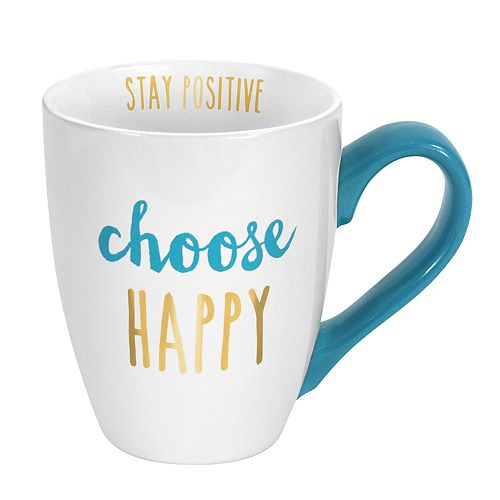 Enchante Choose Happy Mug
