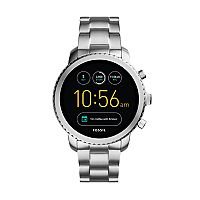 Fossil Q Explorist Gen 3 Stainless Steel Smart Watch - FTW4000