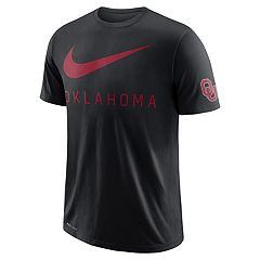 Men's Nike Dri-FIT Oklahoma Sooners Swoosh Tee