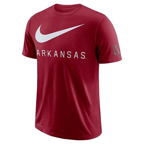 Men's Nike Arkansas Razorbacks DNA Tee