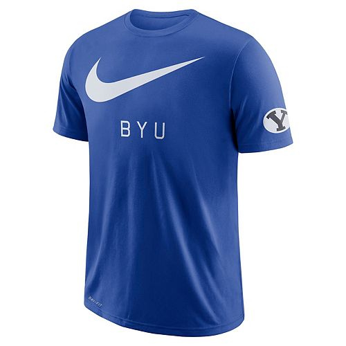 Men's Nike BYU Cougars DNA Tee