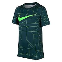 Boys 8-20 Nike Baselayer Tee