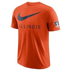 Men's Nike Illinois Fighting Illini DNA Tee