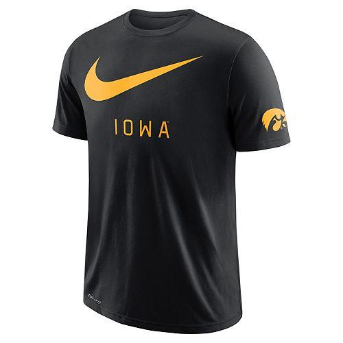 Men's Nike Iowa Hawkeyes DNA Tee