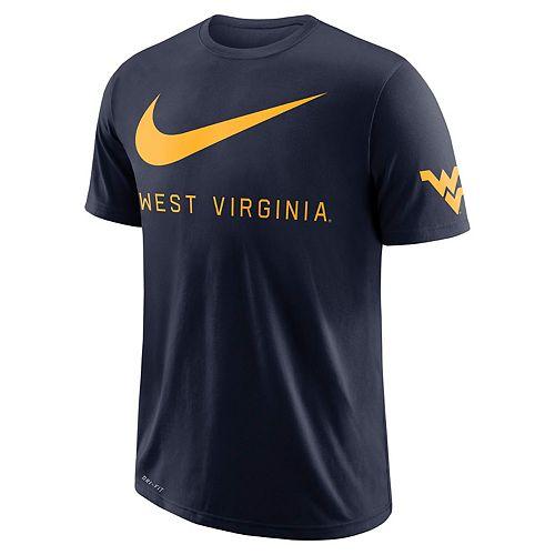 Men's Nike West Virginia Mountaineers DNA Tee