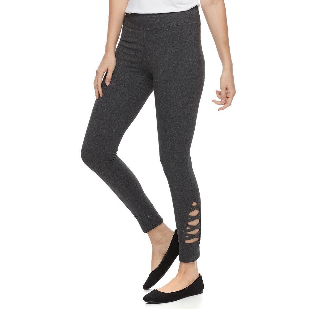 Women's French Laundry Crisscross Leggings