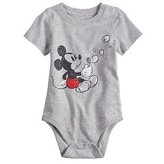Disney's Mickey Mouse Baby Boy Graphic Bodysuit by Jumping Beans®