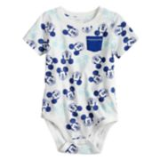 Disney's Mickey Mouse Baby Boy Print Bodysuit by Jumping Beans®