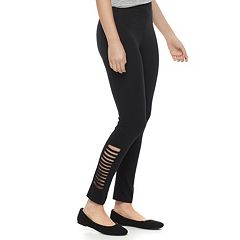 Women's French Laundry Strappy Leggings