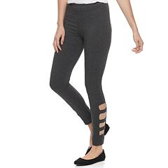 Women's French Laundry Cutout Leggings