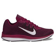 f0a34daff81 Nike Air Zoom Winflo 5 Women s Running Shoes. Black White Anthracite Vast  Gray Black ...