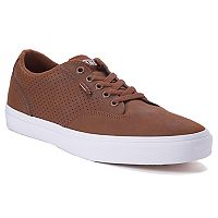 Vans Winston Men's Leather Skate Shoes