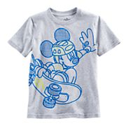 Disney's Mickey Mouse Boys 4-10 Graphic Tee by Jumping Beans®