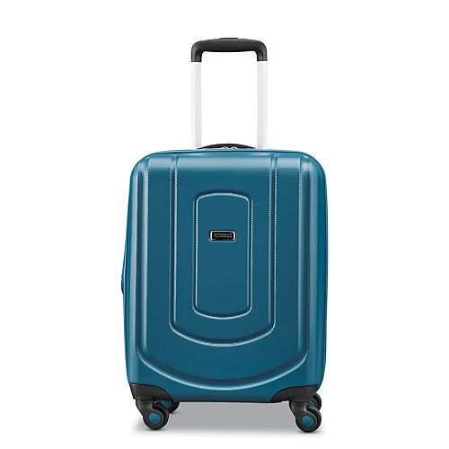 7061cfbc441d American Tourister Burst Max Hardside Spinner Luggage