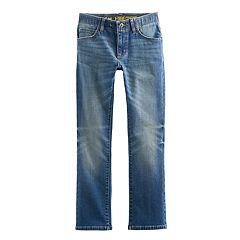 Boys 8-20 & Husky Lee Osmond Basic Jeans