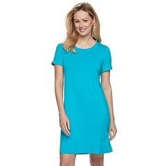 Women's Apt. 9® Cuffed T-Shirt Dress