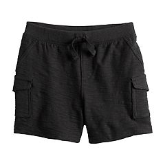 Baby Boy Jumping Beans® Slubbed Cargo Shorts