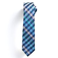Boys 4-20 Chaps Checkered Tie